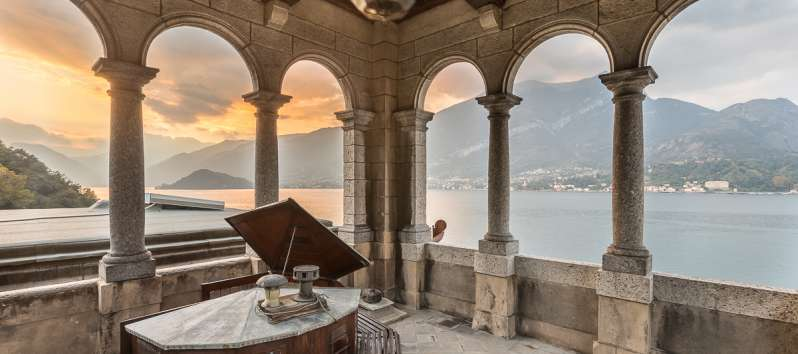 villa on Lake Como in Bellagio